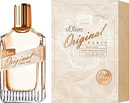Parfums et Produits cosmétiques S. Oliver Original Women - Eau de Toilette