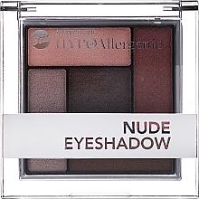 Parfums et Produits cosmétiques Palette de fards à paupières - Bell Hypoallergenic Nude Eyeshadow