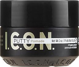 Parfums et Produits cosmétiques Pommade remodelante pour cheveux - I.C.O.N. Liquid Fashion Putty Pomade