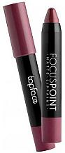 Parfums et Produits cosmétiques Rouge à lèvres en stick - TopFace Focus Point Matte