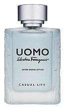 Parfums et Produits cosmétiques Salvatore Ferragamo Uomo Casual Life - Lotion après-rasage parfumée