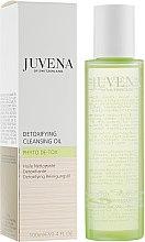 Parfums et Produits cosmétiques Huile nettoyante à l'huile d'avocat et noix de macadamia pour visage - Juvena Phyto De-Tox Cleansing Oil