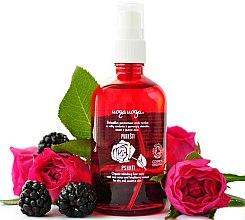 Parfums et Produits cosmétiques Lotion tonique rafraîchissante à l'eau de rose et à l'extrait de mûre pour visage - Uoga Uoga Refreshing Face Tonic