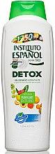 Parfums et Produits cosmétiques Gel douche détox - Instituto Espanol Detox Shower Gel