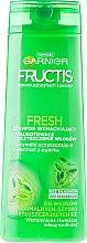 Parfums et Produits cosmétiques Shampooing au concombre pour cheveux gras - Garnier Fructis Fresh Shampoo