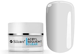 Parfums et Produits cosmétiques Gel acrylique pour ongles, 72 g - Silcare Sequent LUX