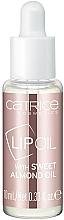 Parfums et Produits cosmétiques Huile à lèvres à l'extrait d'aloe - Catrice Lip Oil