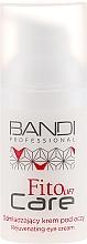 Crème à la glycérine à pour contour des yeux - Bandi Professional Fito Lift Care Rejuvenating Eye Cream — Photo N2