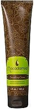 Parfums et Produits cosmétiques Crème à l'huile naturelle de macadamia pour cheveux - Macadamia Natural Oil Smoothing Creme