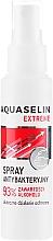 Parfums et Produits cosmétiques Spray antibactérien pour mains - Aquaselin Extreme Antibacterial Spray