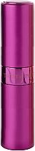 Parfums et Produits cosmétiques Vaporisateur parfum rechargeable, rose fluo - Travalo Twist & Spritz Hot Pink