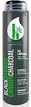 Parfums et Produits cosmétiques Gel purifiant au charbon et bambou noir pour visage - Diet Esthetic Black Bamboo Carbon Charcoal Cleansing Gel