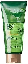 Parfums et Produits cosmétiques Gel à l'aloe vera 99% pour visage et corps (tube) - The Saem Jeju Fresh Aloe Soothing Gel 99%