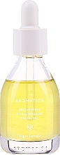 Parfums et Produits cosmétiques Huile à l'essence de néroli pour visage - Aromatica Organic Neroli Brightening Facial Oil