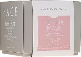 Parfums et Produits cosmétiques Crème-masque de nuit à l'acide salicylique pour visage - Surgic Touch Peptha Mask