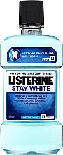 Parfums et Produits cosmétiques Bain de bouche blanchissant - Listerine Stay White