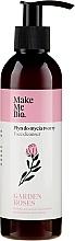 Parfums et Produits cosmétiques Soin nettoyant à l'eau de rose pour visage - Make Me Bio Garden Roses Face Cleanser