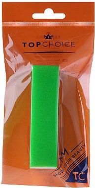Bloc polissoir 120/150, 74813, vert - Top Choice Colours Nail Block