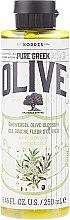 Parfums et Produits cosmétiques Gel douche à la fleur d'olivier - Korres Pure Greek Olive Blossom Shower Gel