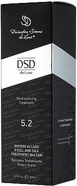 Après-shampooing aux protéines de soie № 5.2 - Divination Simone De Luxe Dixidox DeLuxe Steel and Silk Treatment Balsam — Photo N4