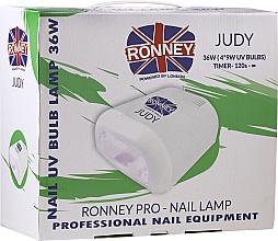 Parfums et Produits cosmétiques Lampe UV, rouge - Ronney Profesional Judy UV 36W (GY-UV-230) Lamp