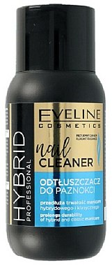 Dégraissant pour ongles - Eveline Cosmetics Hybrid Professional Nail Cleaner