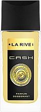 Parfums et Produits cosmétiques La Rive Cash - Déodorant avec vaporisateur pour corps