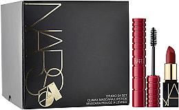 Parfums et Produits cosmétiques Coffret cadeau - Nars Studio 54 Set (mascara/6ml + lipstick/1.6g)