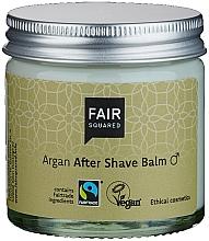 Parfums et Produits cosmétiques Baume après-rasage - Fair Squared Argan After Shave Balm