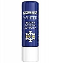 Parfums et Produits cosmétiques Baume à lèvres protecteur - Novaclear Winter Lip Balm SPF25