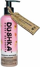 Parfums et Produits cosmétiques Gel douche Glace vanille - Dushka
