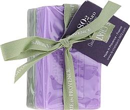 Parfums et Produits cosmétiques Le Chatelard 1802 Olive & Jasmin - Lot Olive et Jasmin (savon/2x100g)