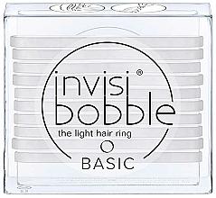 Parfums et Produits cosmétiques Elastique à cheveux - Invisibobble Basic Crystal Clear