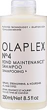 Parfums et Produits cosmétiques Shampooing à l'extrait de banane - Olaplex Professional Bond Maintenance Shampoo №4