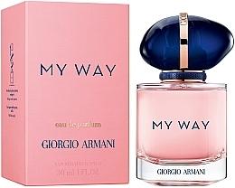 Parfums et Produits cosmétiques Giorgio Armani My Way - Eau de Parfum