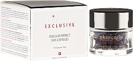 """Parfums et Produits cosmétiques Capsules sublimatrices cellulaires """"Peau parfaite"""" - Skincode Exclusive Cellular Perfect Skin Capsules"""