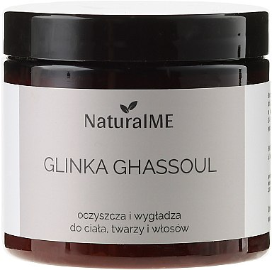 Argile rhassoul - NaturalME Ghassoul