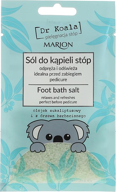 Sels de bain pour pieds - Marion Dr Koala Foot Bath Salt