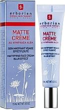 Parfums et Produits cosmétiques Soin à l'extrait de nénuphar blanc pour visage - Erborian Matt Cream