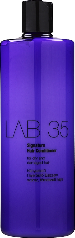 Après-shampooing à l'huile de noix de coco - Kallos Cosmetics Signature Conditioner (sans pompe doseuse)