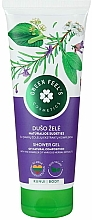 Parfums et Produits cosmétiques Gel douche aux extraits de plantes - Green Feel's Shower Gel With Herbal Extracts