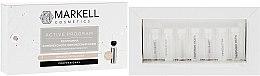 Parfums et Produits cosmétiques Soin complexe au peeling de fruits, pour renouveler la peau du visage - Markell Professional Active Program