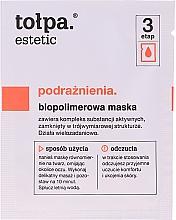Système de traitement anti-rougeurs à l'extrait de tourbe pour visage - Tolpa Estetic — Photo N4