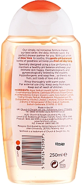 Gel rafraîchissant d'hygiène intime à l'aloe vera - Femfresh Intimate Hygiene Daily Intimate Wash — Photo N2