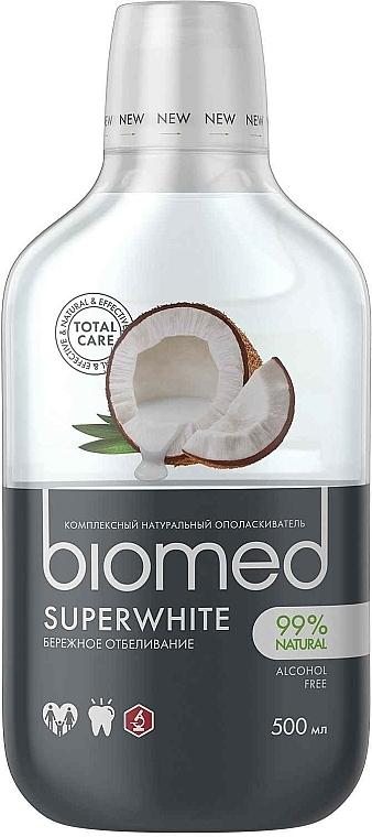 Bain de bouche sans alcool, Coco - Biomed