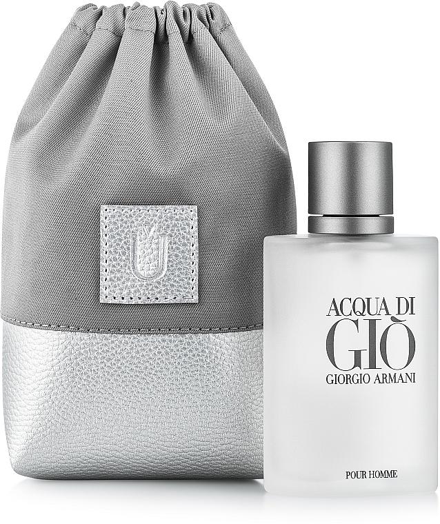 Pochette universelle grise pour parfum Perfume Dress - MakeUp