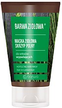 Parfums et Produits cosmétiques Masque anti-chute naturel au prêle pour les cheveux - Barwa Color Herbal Mask