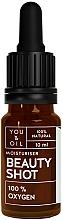 Parfums et Produits cosmétiques Sérum pour visage - You & Oil Beauty Shot 100 % Oxygen