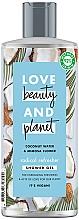 Parfums et Produits cosmétiques Gel douche Coco et mimosa - Love Beauty&Planet Coconut Water & Mimosa Flower Shower Gel