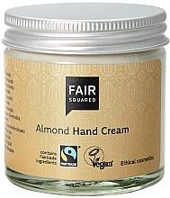 Parfums et Produits cosmétiques Crème à l'huile d'amande pour mains - Fair Squared Almond Hand Cream